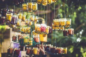 Pečený čaj v troubě
