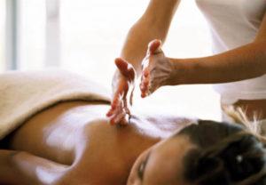 Sportovní masáž
