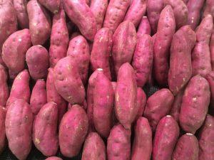 batáty jsou sladké brambory