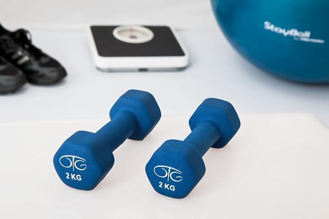 Fitness cvičení je důležitou součástí zdravého způsobu života