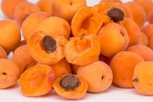Meruňky jsou chutné ovoce