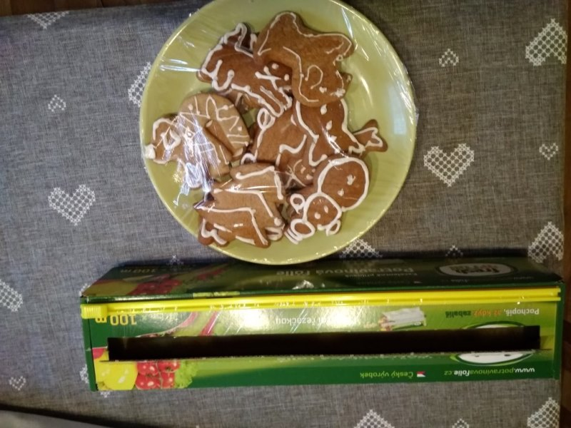 Recenze potravinové folie FRESH'N'ROLL
