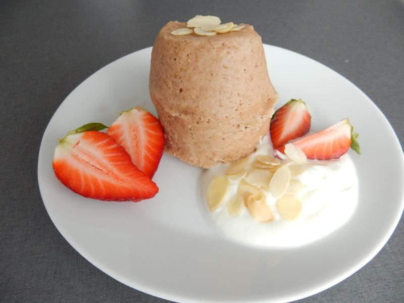 Odstartujte den zdravě. Dopřejte si na snídani mugcake