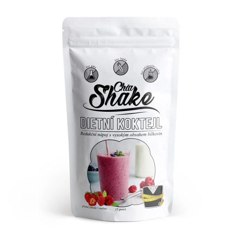 Ketonová dieta s produkty Ghia Shake