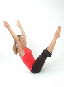 pilates metoda