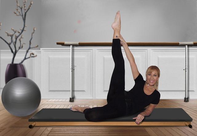 Pilates cvičení, které pomůže při hubnutí i zlepšení kondice
