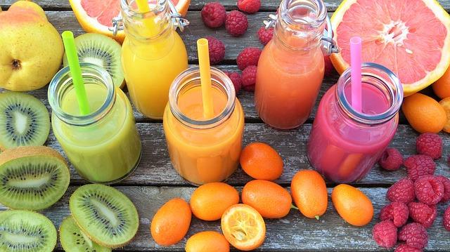 V čem si připravit Smoothie drink z čerstvého ovoce