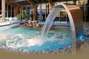 Termální bazény Hotel Horal