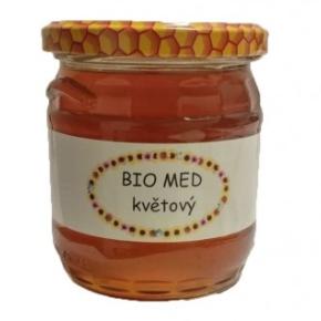 BIO květový med