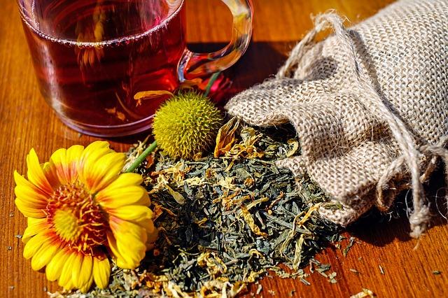 Vyzkoušejte čaj proti kašli, nachlazení a na nespavost
