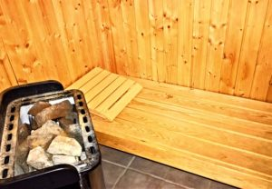 Selská sauna