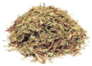 Sušené listy stevie