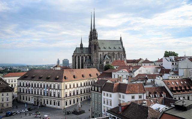 Tržnice Zelný trh Brno
