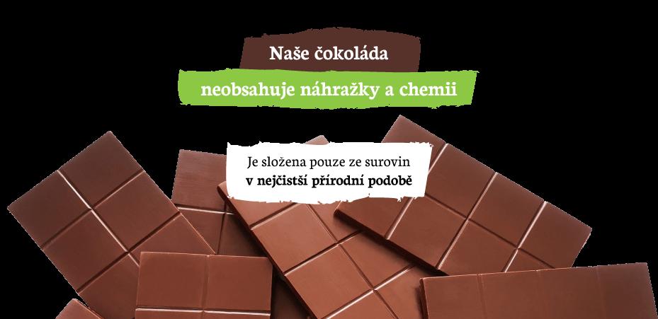 Nejpopulárnější výrobek na celém světě je čokoláda