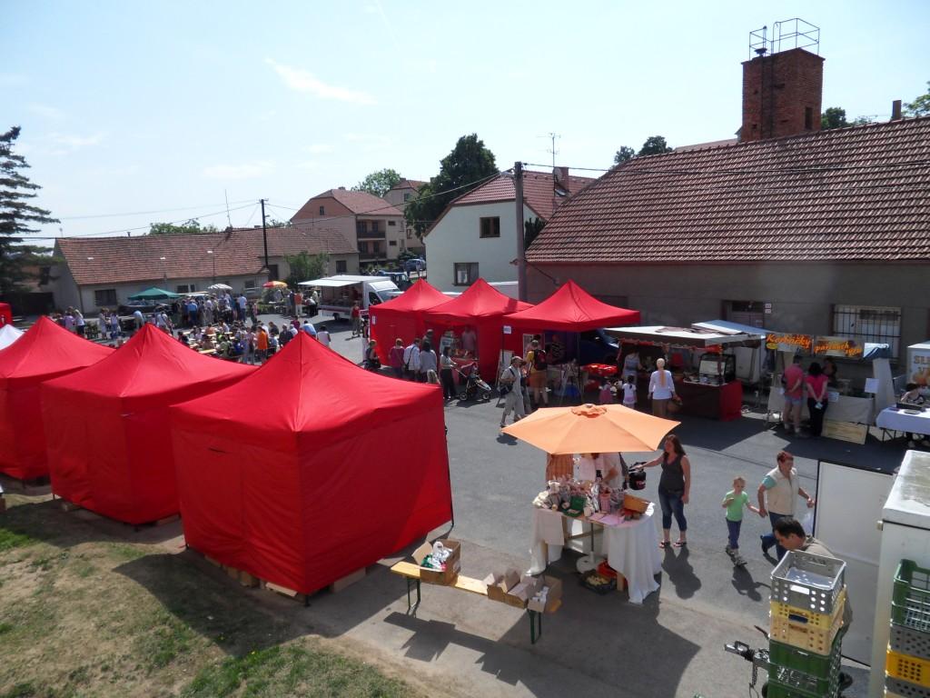 Farmářské trhy Moravany