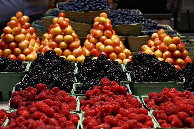 Farmářské trhy Náchod
