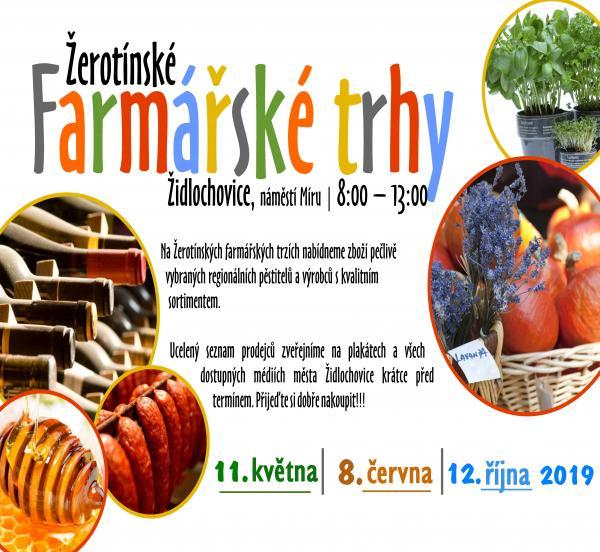 Farmářské trhy Židlochovice