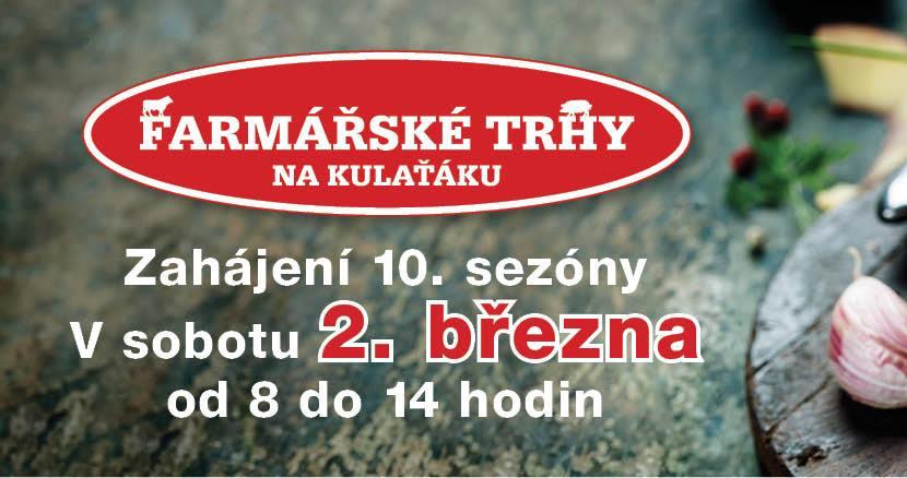 Farmářské trhy v Praze na Kulaťáku