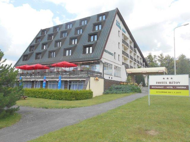 Hotel Bítov u Vranovské přehrady