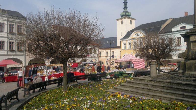 Farmářské trhy Ústí nad Orlicí