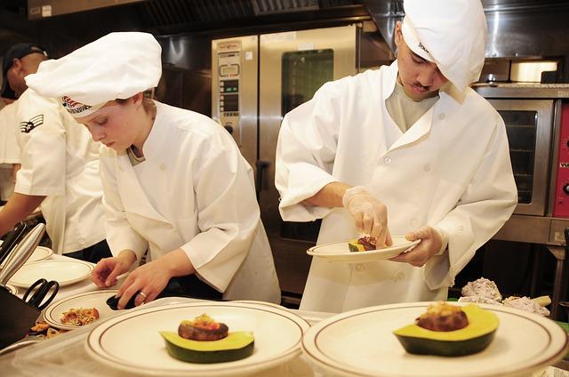 Škola vaření v Plzni – kurzy vaření