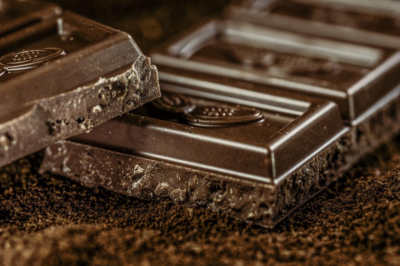 Čokoláda je skvělý zdroj dobré nálady