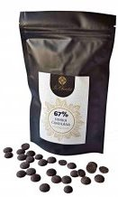 Le Chocolat horká čokoláda z Madagaskaru s 67% kakaa