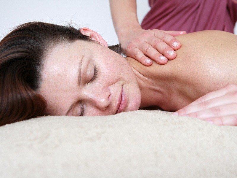 Tantra relaxační masáž pro ženy