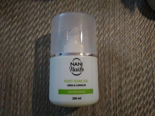 Recenze nákupu nehtové kosmetiky na e-shopu NaniNails